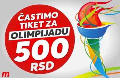 Kreću naši u Evropi - uzmi 500 RSD na poklon za dobitni tiket!