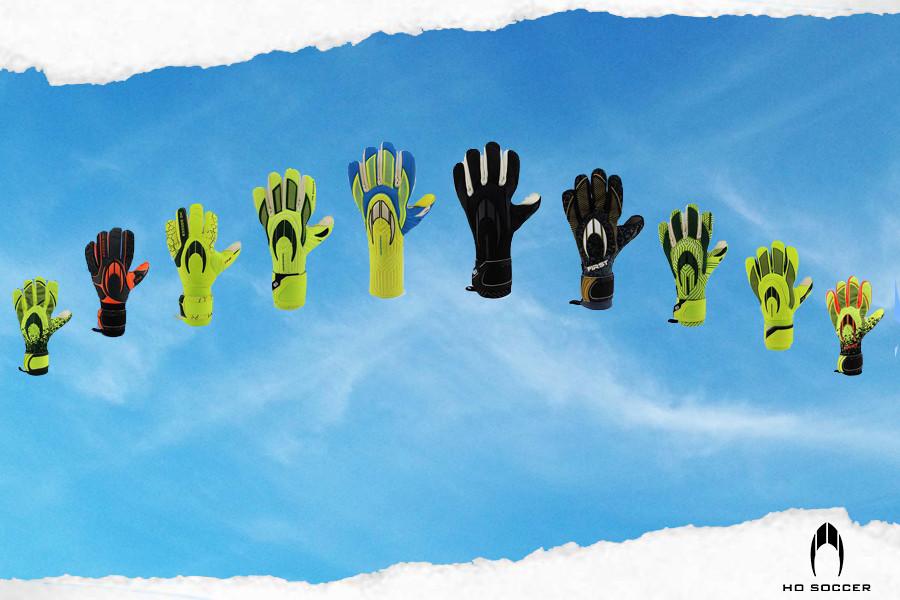 Ho Soccer golmanske rukavice