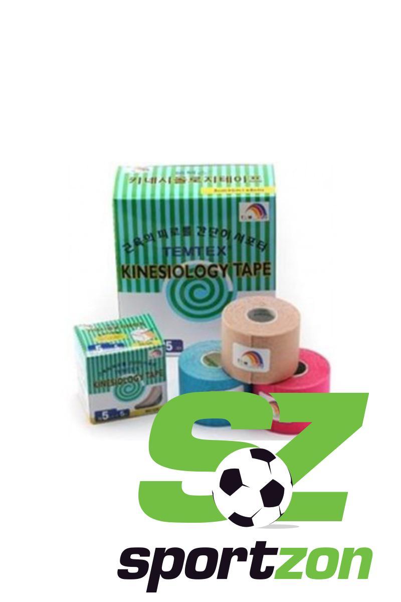Medisport kinesiology tape zelena