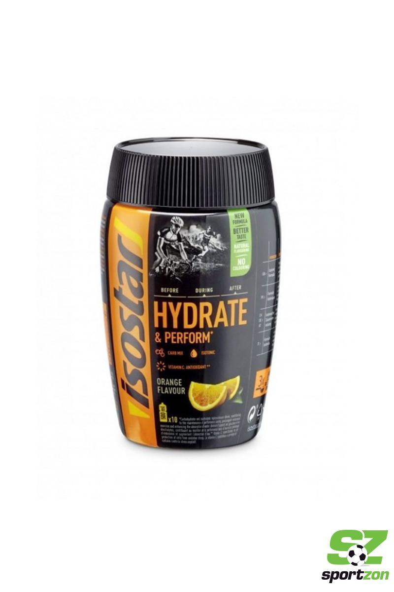 Isostar H&P prašak sa ukusom pomorandže 400g