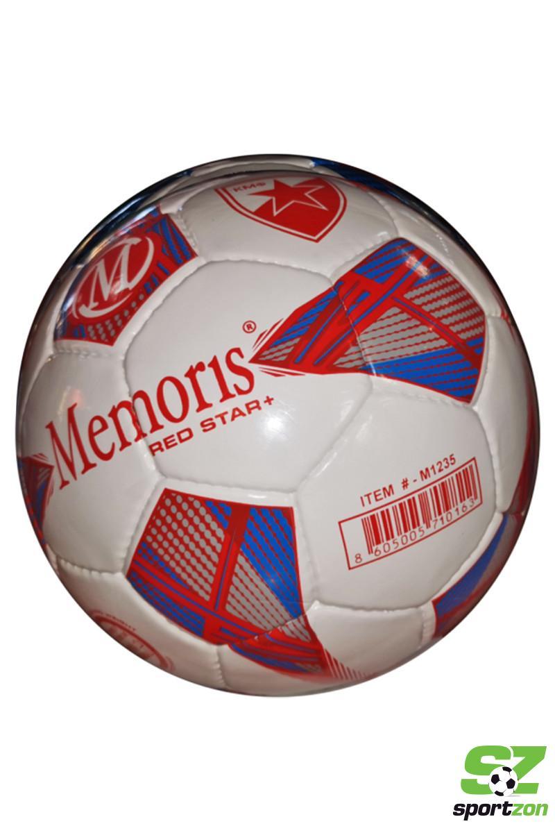 Memoris lopta za futsal RED STAR