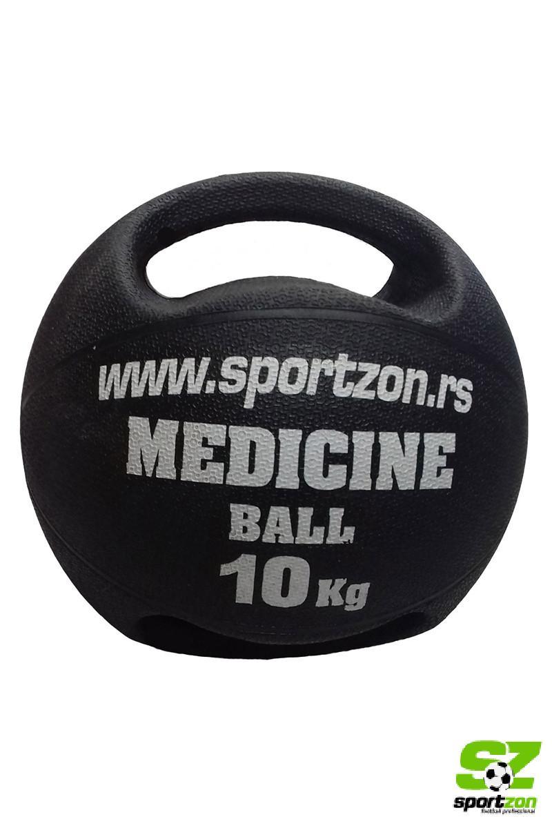 Sportzon medicinka sa ruckom 10 kg