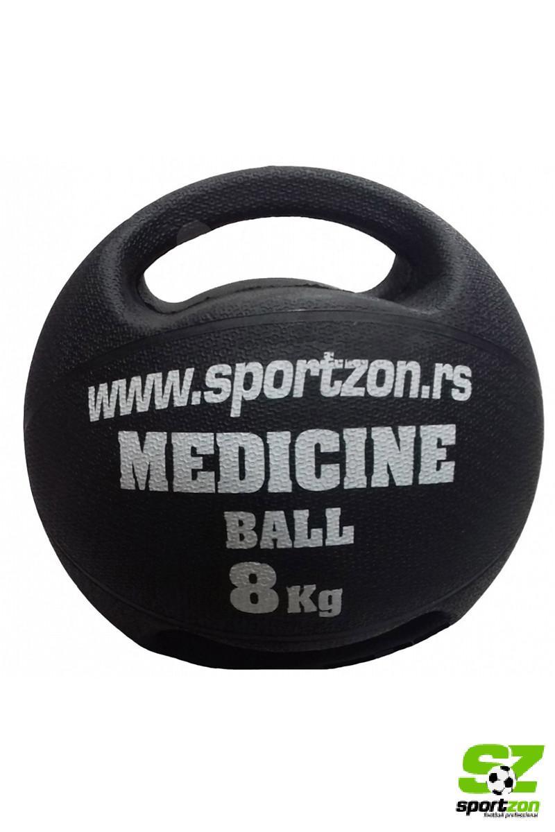 Sportzon medicinka sa ruckom 8 kg